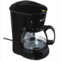 Качественная, профессиональная капельная кофеварка DOMOTEC кофе машина, кофемашина