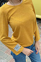 Удобный ангоровый свитерок размеры 42-48 BW-5376