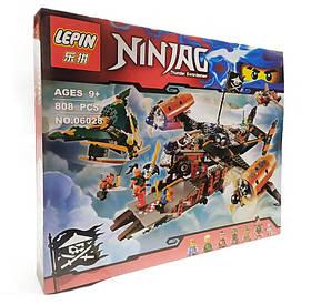 Конструктор ninjago 06028