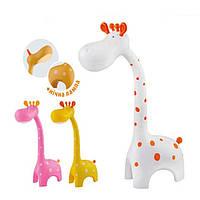 Настольная светодиодная детская лампа 6W Astro Horoz Electric в форме жирафа