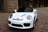 Детский электромобиль T-7642 Porshe белый