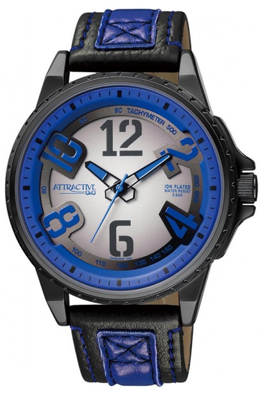 Мужские часы Q&Q DA66J515Y