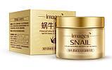 Увлажняющий лифтинг крем для лица с муцином улитки Images Snail, фото 2