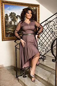 Платье женское вечернее  размер 58-60