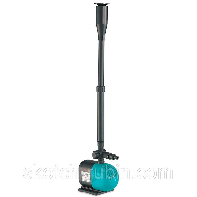 Насос фонтанный 35Вт Hmax 1,4м Qmax 1600л/ч (5 форсунок) LEO (772114)