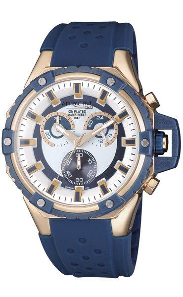 Мужские часы Q&Q DG02J121Y