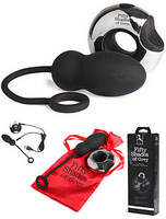Виброяйцо Fifty Shades of Grey Relentless Vibrations Rechargeable Remote Control Egg