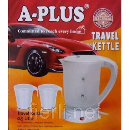 Чайник автомобильный электрический А-Плюс 1518