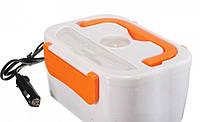 Lunch heater box 12v, Контейнер для еды с подогревом, Электрический ланч бокс автомобильный, Термос для еды