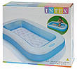 Intex 57403 Бассейн надувной детский прямоугольный 166х100х28см, фото 2