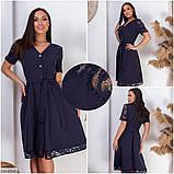 Стильное платье   (размеры 50-56) 0236-16, фото 3