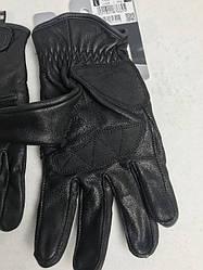 Кожаные мотоперчатки Garage Glove Brown A173 итальянской маркиSPIDI  размер L