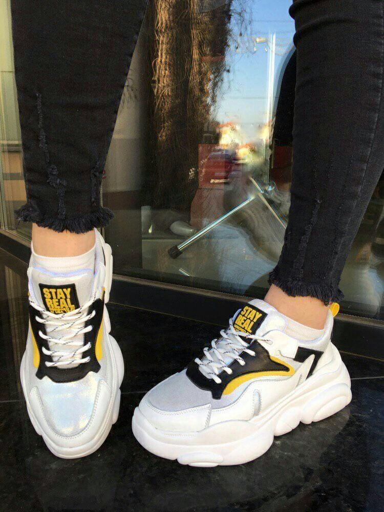 Кросівки жіночі білі