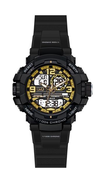 Мужские часы Q&Q GW86J803Y