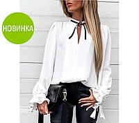 """Модная женская блуза """"Mentola"""", фото 1"""