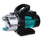 Насос відцентровий самовсмоктуючий 0.8 кВт Hmax 40м Qmax 50 л/хв (нерж) LEO (775316)