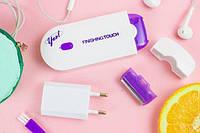 Тример finishing touch, Беспроводной женский эпилятор-депилятор, Эпилятор аккумуляторный, Триммер женский