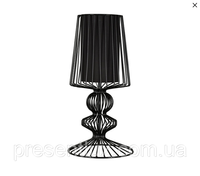 Лампа настольная 5411 AVEIRO S BLACK I BIURKOWA