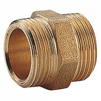 Прямой фитинг для соединения гофрированных труб из нерж. стали, флянцевый