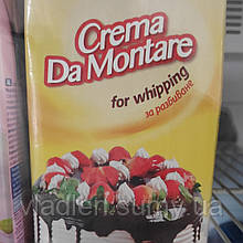 """Вершки кондитерські рослинні """"Crema Da Montare"""" (Профикрем) жир 26% (Болгарія) 1л"""