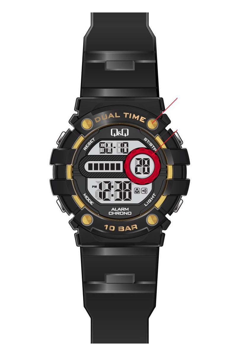 Часы Q&Q M154J801Y