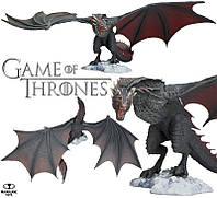 Коллекционная фигурка дракона Дрогон Игра Престолов - Drogon, Game of Thrones, Deluxe, McFarlane