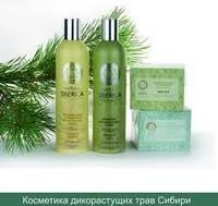 Органические натуральные шампуни, бальзамы и маски Natura Siberica