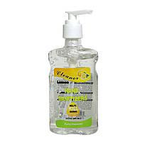 Шкірний Антисептик для рук Cleanor Hand Sanitizer Gel Lemon, 237 мл