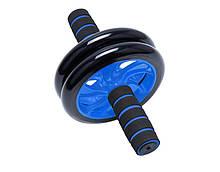 Фитнес колесо Double wheel Abs health abdomen round WM-27, фото 3