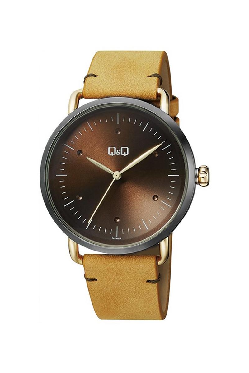 Мужские часы Q&Q QB74J502Y