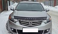 Дефлектор капота (мухобойка) Honda Accord 2008-2012