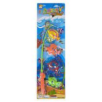 """Рыбалка магнитная """"Fishing Game"""", 4 рыбки 7Toys 1361 ( TC126079)"""
