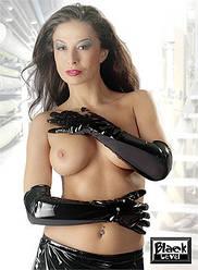 Лакові рукавички