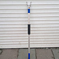 Палка телескопическая 155 см для снятия и развешивания одежды