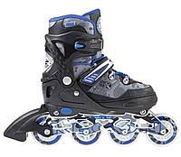 Роликовые коньки Nils Extreme NA1118A Size 31-34 Blue SKL41-227639