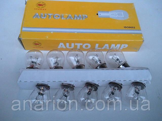 Лампы Р21W 12V 21W (белые 10 штук).