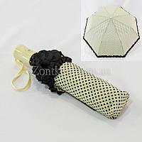 """Зонтик в горох и с рюшей по куполу от т.м. """"Feeling Rain""""., фото 1"""