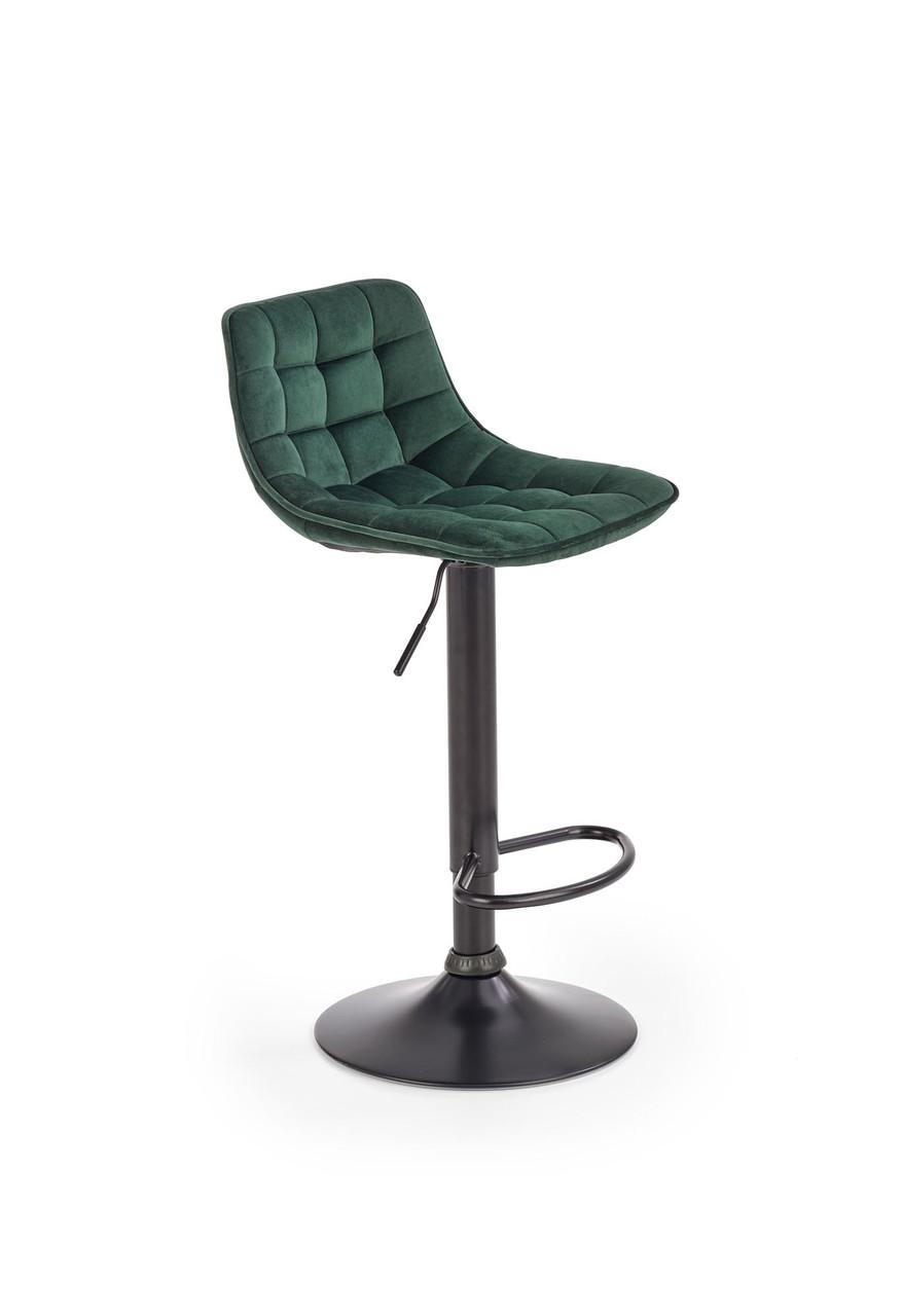 Барный стул H-95 Halmar зеленый