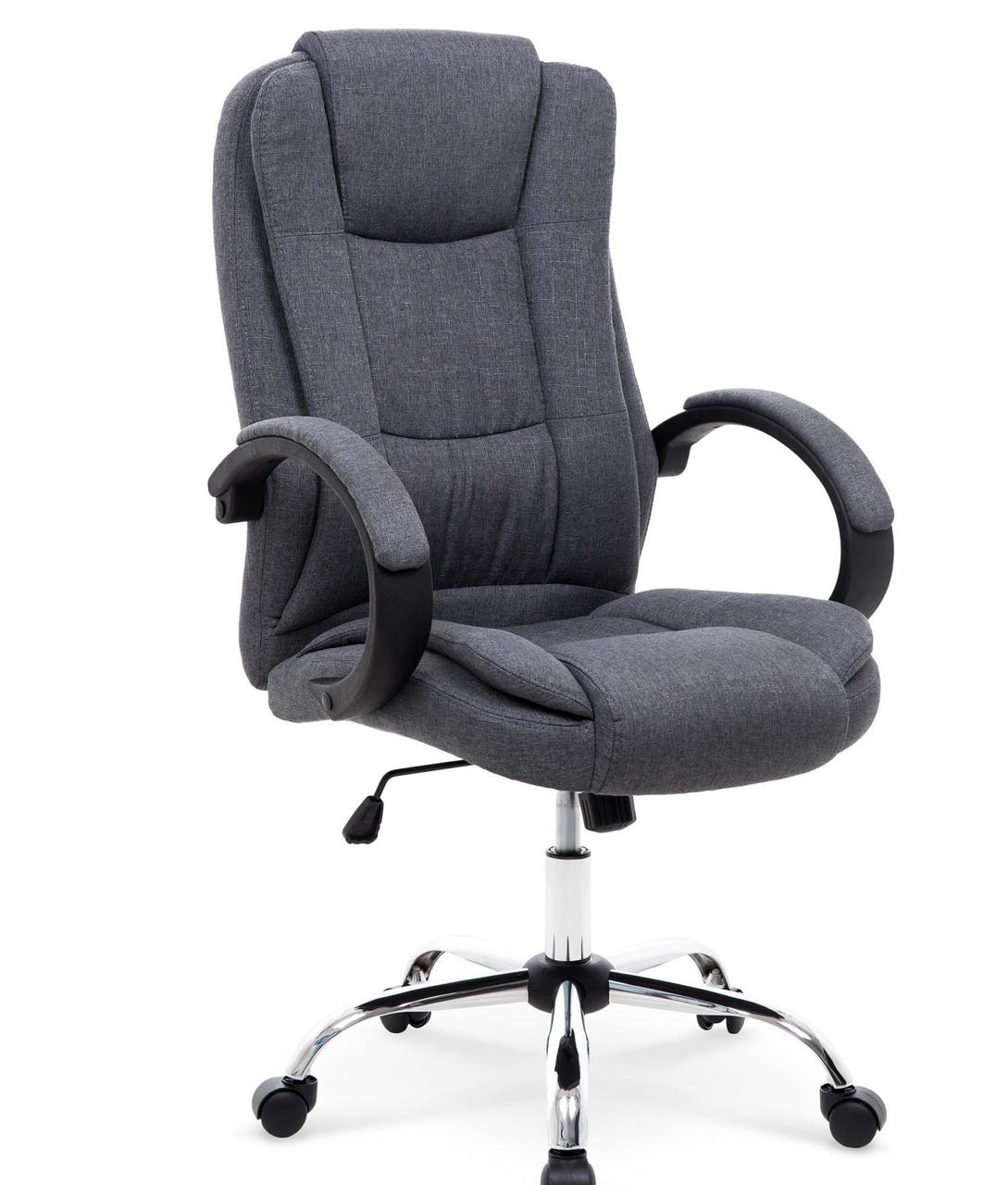 Компьютерное кресло RELAX 2 темно-серый Halmar