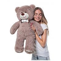 MISTER MEDVED Игрушка мягконабивная медвежонок капучино 85 см