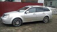Дефлектори вікон (вітровики) Chevrolet LACETTI wagon 2004-