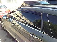 Дефлектори вікон (вітровики) CITROEN C5 Wagon 2008