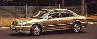 Дефлекторы окон (ветровики) HYUNDAI Sonata/Tagaz 1998-2004;2004
