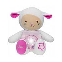 """CHICCO Игрушка музыкальная Ягненок """"Спокойной ночи"""" (Lullaby Sheep), девочка"""