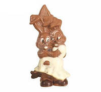 Форма для шоколада 3D — Зайчики влюбленные