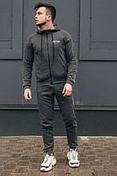 Мужской спортивный костюм  ОВ классик серый, фото 1