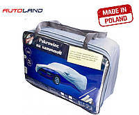 "Тент автомобильный для легкового автомобиля Milex ""XL"" 533x178x120см PEVA+PP Cotton, фото 1"