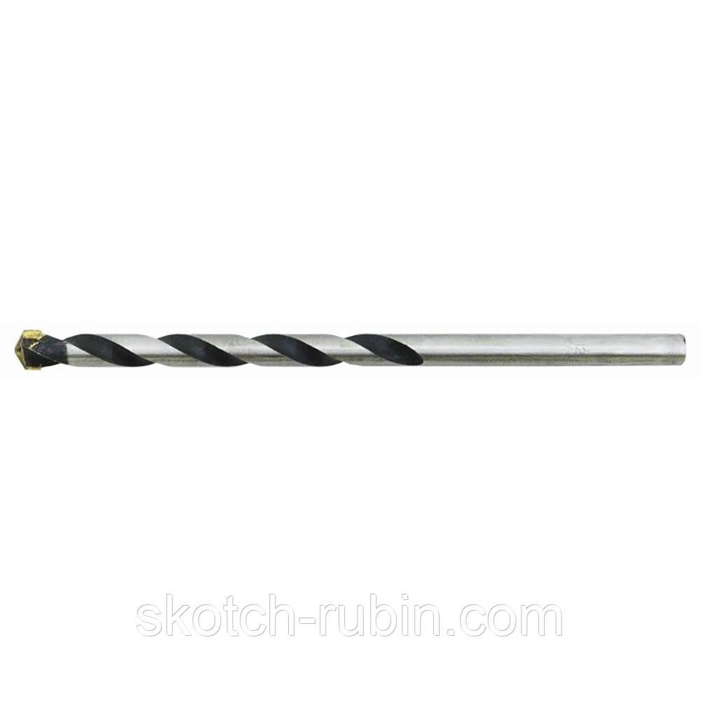 Сверло по бетону black/white 4х75мм SIGMA (1715051)