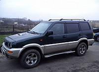 Дефлекторы окон (ветровики) NISSAN Terrano 1996-2004 (R20)/Ford Maverick 1996-2000