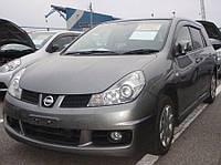 Дефлекторы окон (ветровики) NISSAN Wingroad (Y12) 2005 / Nissan AD (Y12) 2006